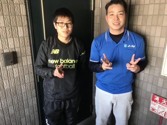 2018年1月7日大阪府堺市中区で引っ越しにあたって不用な家具や家電などを処分するのにイーブイをご利用して頂きました。