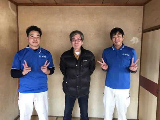 2018年1月28日東大阪市旭町で家財道具の処分でイーブイをご利用して頂きました。