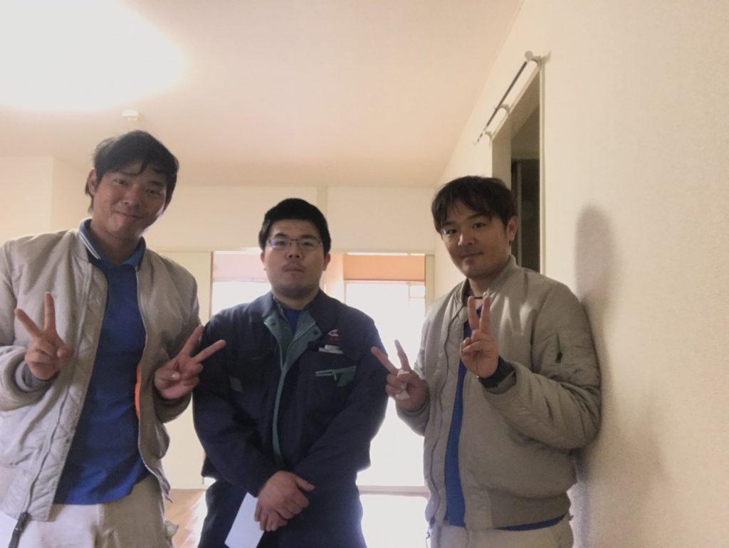 2018年2月12日大阪府大阪市東住吉区で引っ越しにあたり家財道具の処分でイーブイをご利用して頂きました。写真1