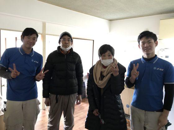 2018年2月9日大阪府大阪市西淀川区で引っ越しにあたり家財道具の処分でイーブイをご利用して頂きました。