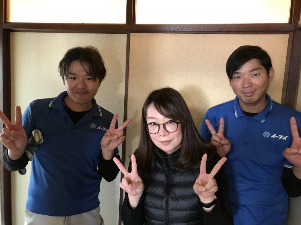 2018年2月21日大阪府茨木市で製図台やウインドエアコン等の粗大ゴミの不用品回収をしました。