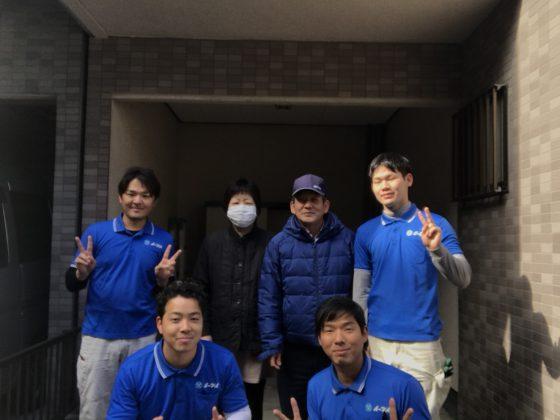 2018年2月15日大阪府八尾市でお引越しにあたり、家財道具の処分でイーブイをご利用して頂きました。