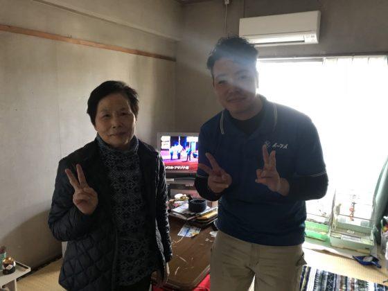 2018年4月1日大阪府大阪市平野区でタンス2点の家具処分でイーブイの不用品回収を利用していただきました。