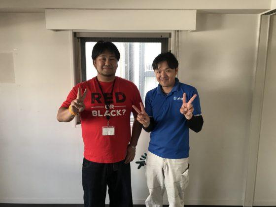 2018年4月13日大阪府大阪市中央区で引越しに伴う不用品回収でイーブイを利用していただきました。写真1