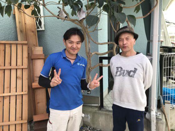 2018年5月16日和歌山県橋本市で物置きの中の使っていない家財道具などの処分でイーブイをご利用して頂きました。写真1