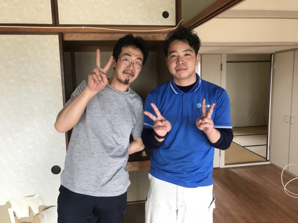 2018年5月13日大阪府大阪市住吉区で風呂釜と家財道具の処分でイーブイをご利用して頂きました。