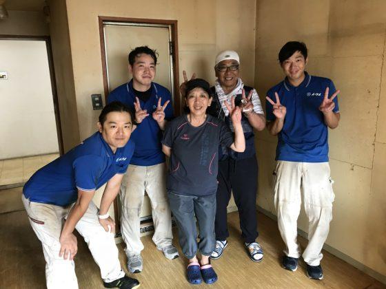 2018年6月27日大阪府大阪市福島区のお客様より引越とそれに伴った不用品の処分でイーブイをご利用頂きました。