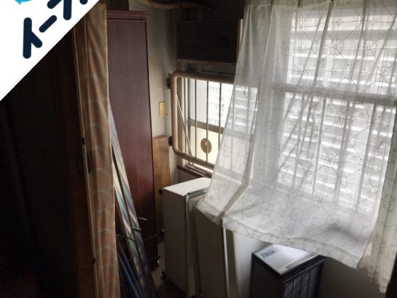 2018年7月22日大阪府堺市東区で本棚や衣装ケースなど家具処分や不用品回収をしました。写真4