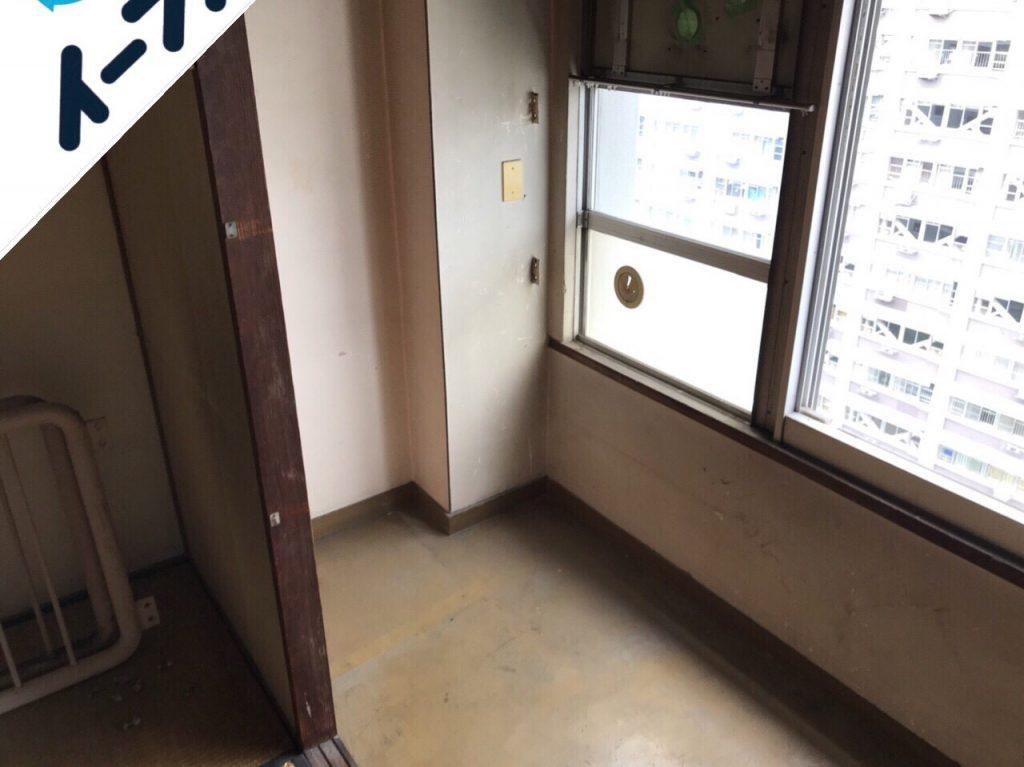 2018年7月22日大阪府堺市東区で本棚や衣装ケースなど家具処分や不用品回収をしました。写真3