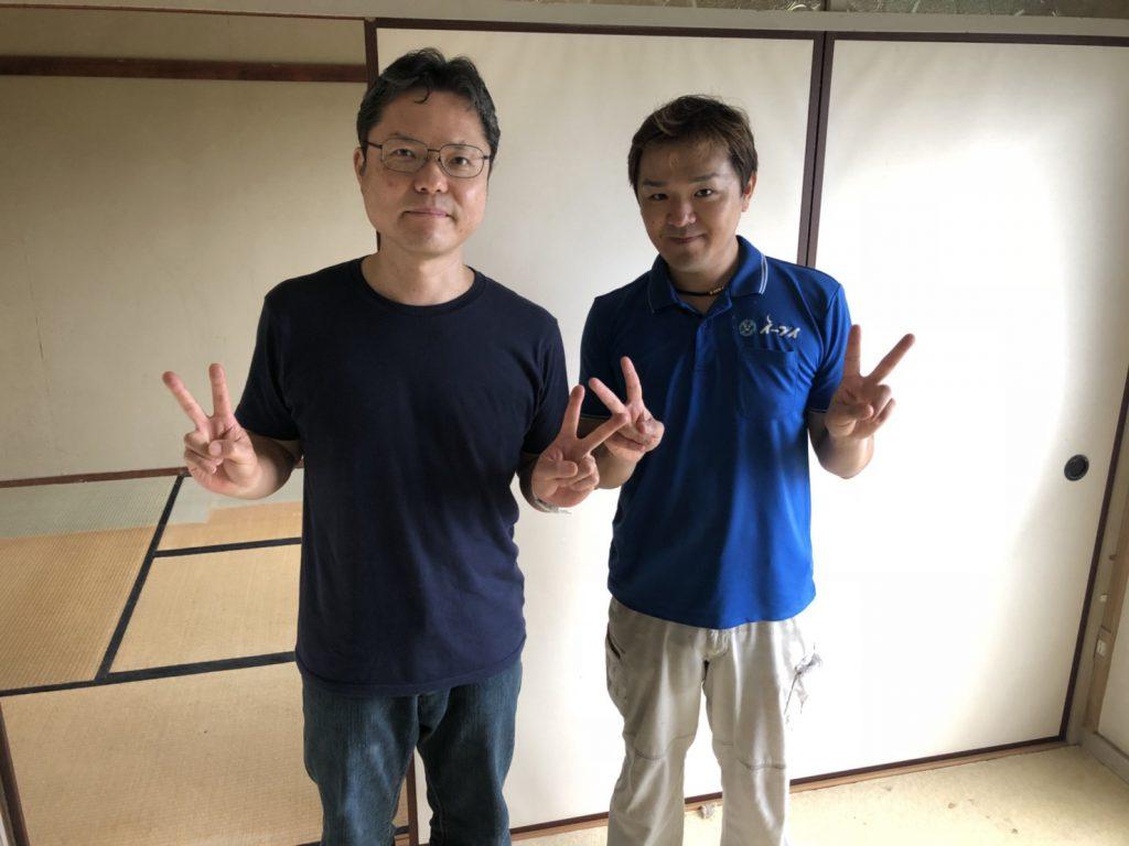 2018年7月18日大阪府寝屋川市でお部屋の退去に伴い家具や生活用品の処分でイーブイをご利用して頂きました。