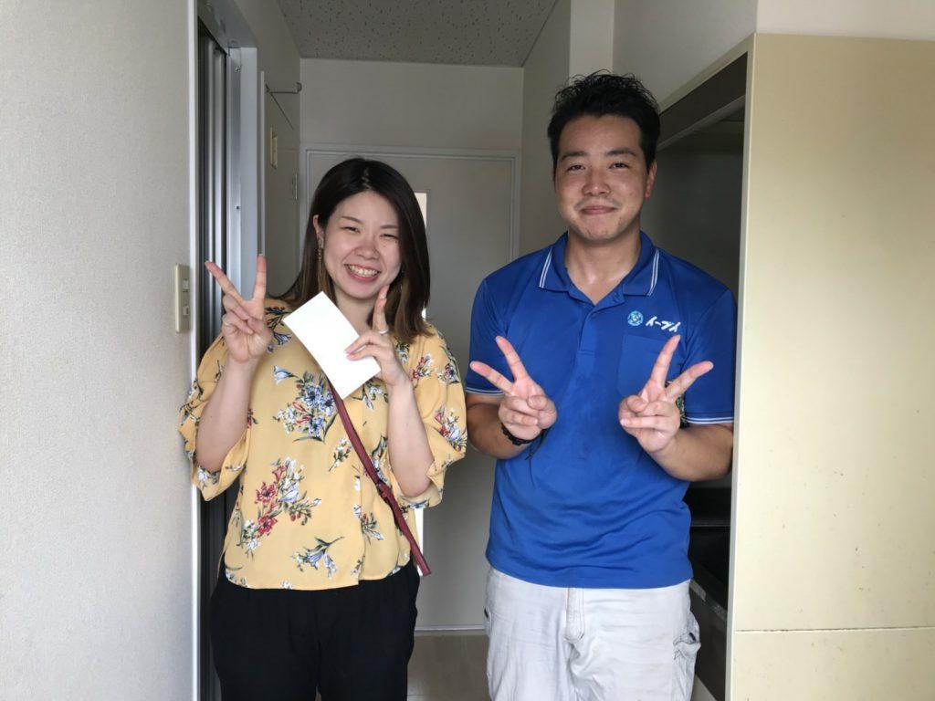 2018年9月2日大阪府大阪市港区のお客様よりお部屋の退去に伴い、お部屋の残置物を全て処分してほしいとの事でご依頼頂きました。