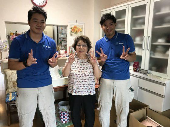 2018年9月25日大阪府大阪市城東区のお客様より、お部屋の片付けに伴った不用品の処分で弊社をご利用頂きました。