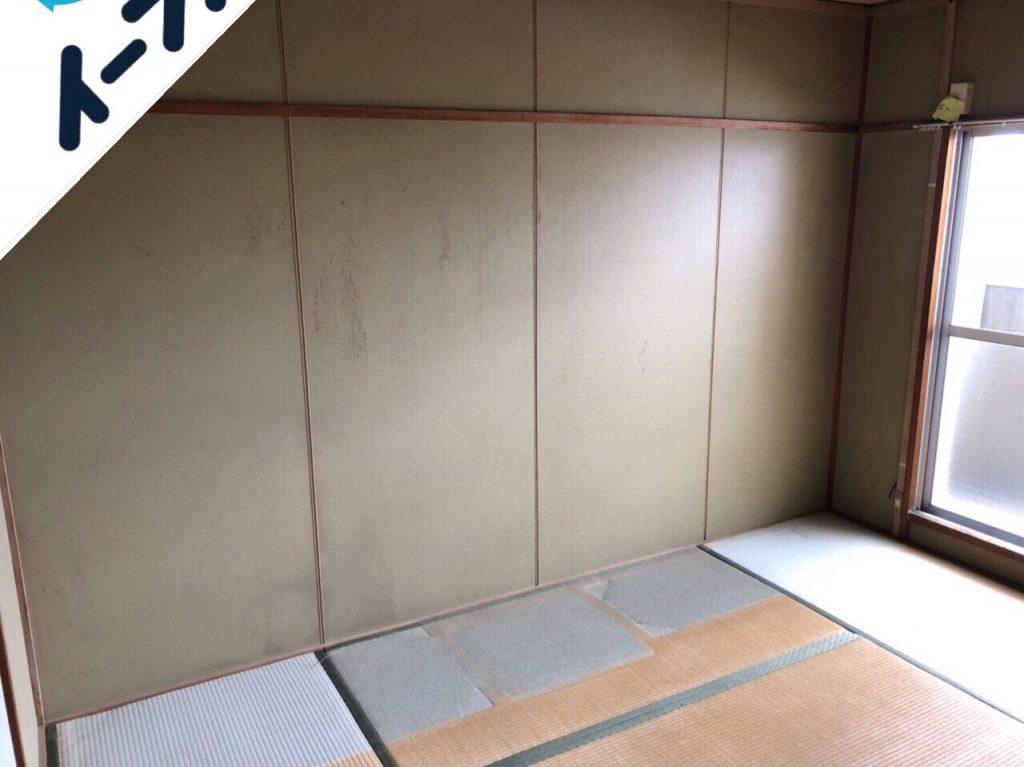 2018年11月25日大阪府大東市で仏壇や婚礼家具など粗大ゴミの不用品回収をしました。写真3