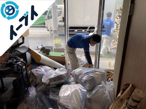 2018年11月12日大阪府堺市美原区で鏡台や布団の片付けを和ダンスの家具処分をしました。写真5