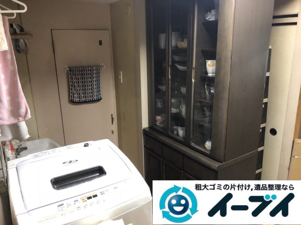 2019年1月26日大阪府大阪市淀川区でキッチンの片付け作業をさせていただきました。写真1