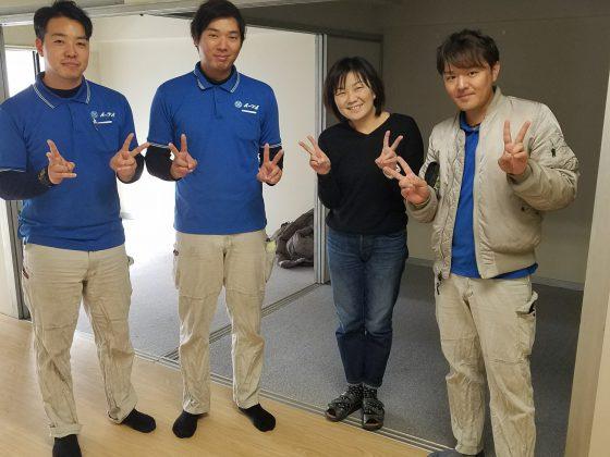2019年1月18日大阪府豊中市のお客様より引越後の冷蔵庫や洋服タンス等の粗大ゴミの回収で弊社をご利用頂きました。