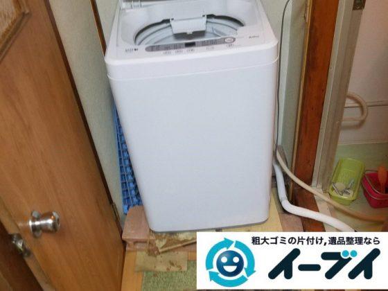 2019年3月1日大阪府千早赤阪村で浴室やトイレの不用品回収。写真3