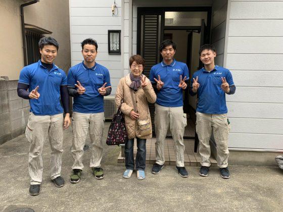 2019年2月24日大阪府堺市のお客様より一軒家の売却に伴った不用品の処分で弊社をご利用頂きました。写真1