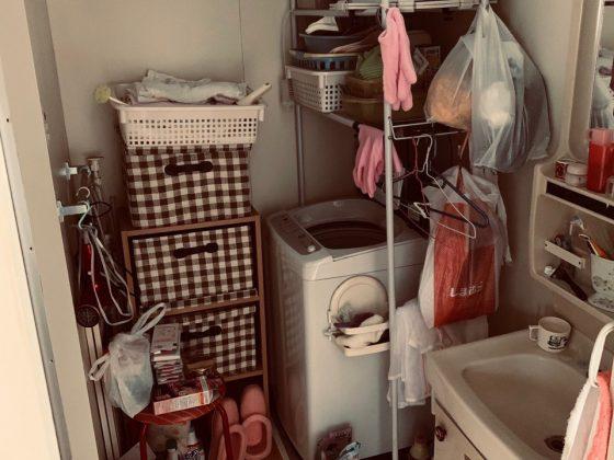 2019年5月7日大阪府大阪市西区で浴室やトイレの不用品回収。写真1