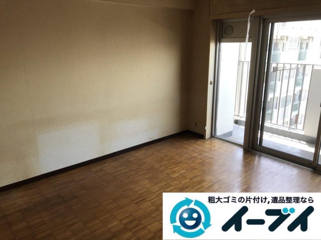 2019年6月17日大阪府八尾市で引越しに伴いお家の家財道具を一式処分させていただきました。写真4