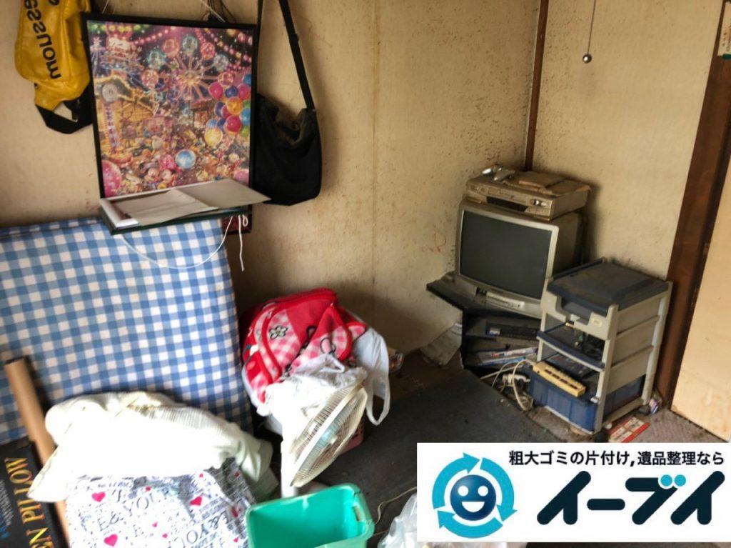 2019年7月5日大阪府大阪市西区で退去に伴いお家の家財道具を一式処分しました。写真5