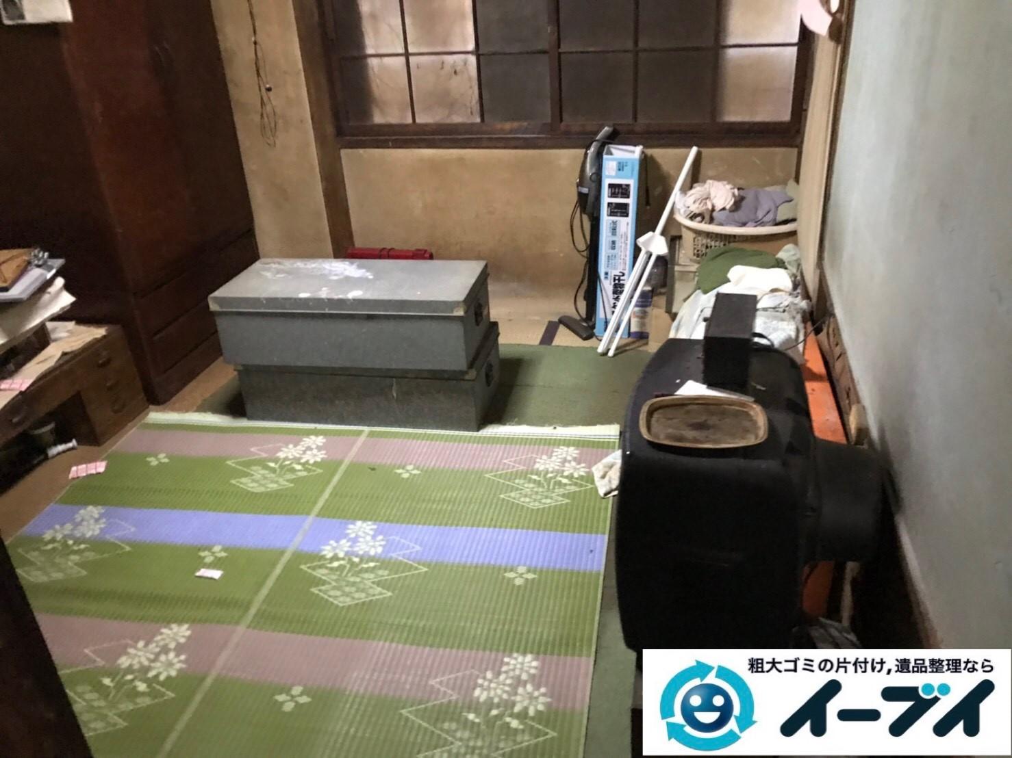 2019年8月13日大阪府大阪市大正区でお部屋の家財道具を全処分させていただきました。写真3