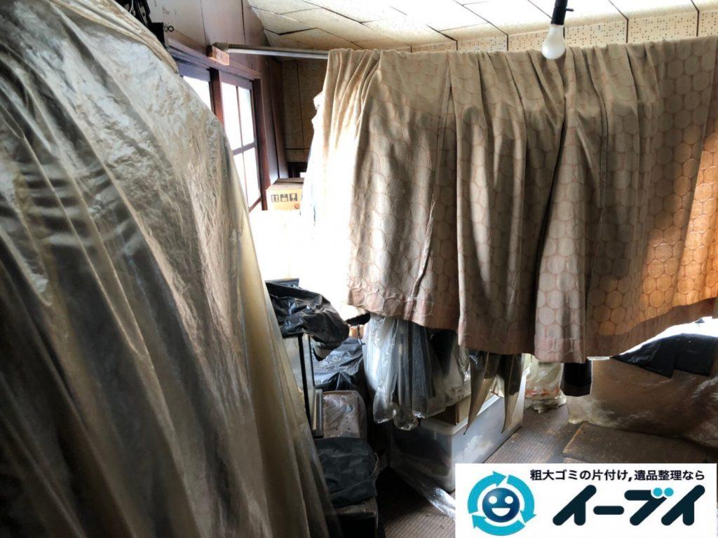 2019年7月16日大阪府四条畷市で洋服ダンスやベッドの粗大ゴミ処分。写真5