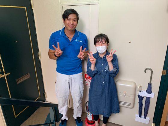 2019年10月14日大阪府守口市のお客様より、引越に伴い不要になったベットや袋ゴミ等の引取りをして欲しいとの事で弊社にご依頼頂きました。