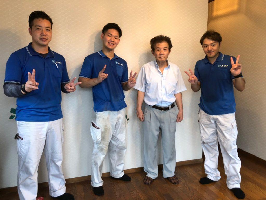 2019年10月18日大阪府堺市西区のお客様より、家の売却に伴い、お部屋に残っている不要な物を全て撤去して欲しいとの事で弊社にご依頼頂きました。