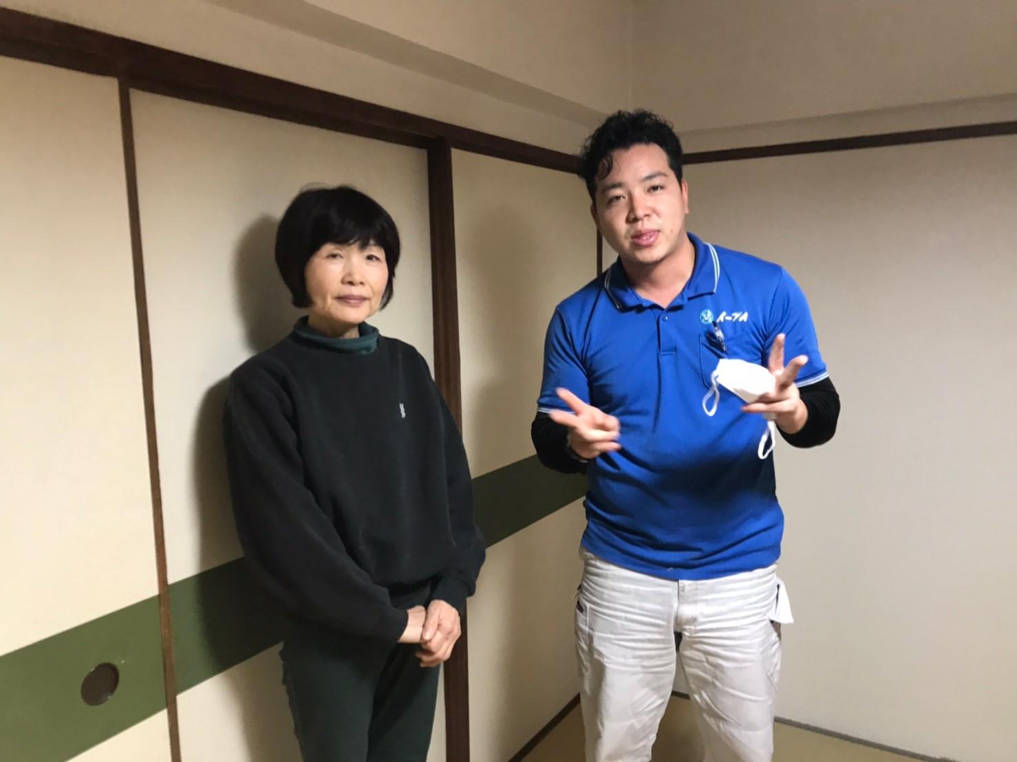 大阪府大阪市東淀川区で大型家具の処分でイーブイをご利用して頂きました。