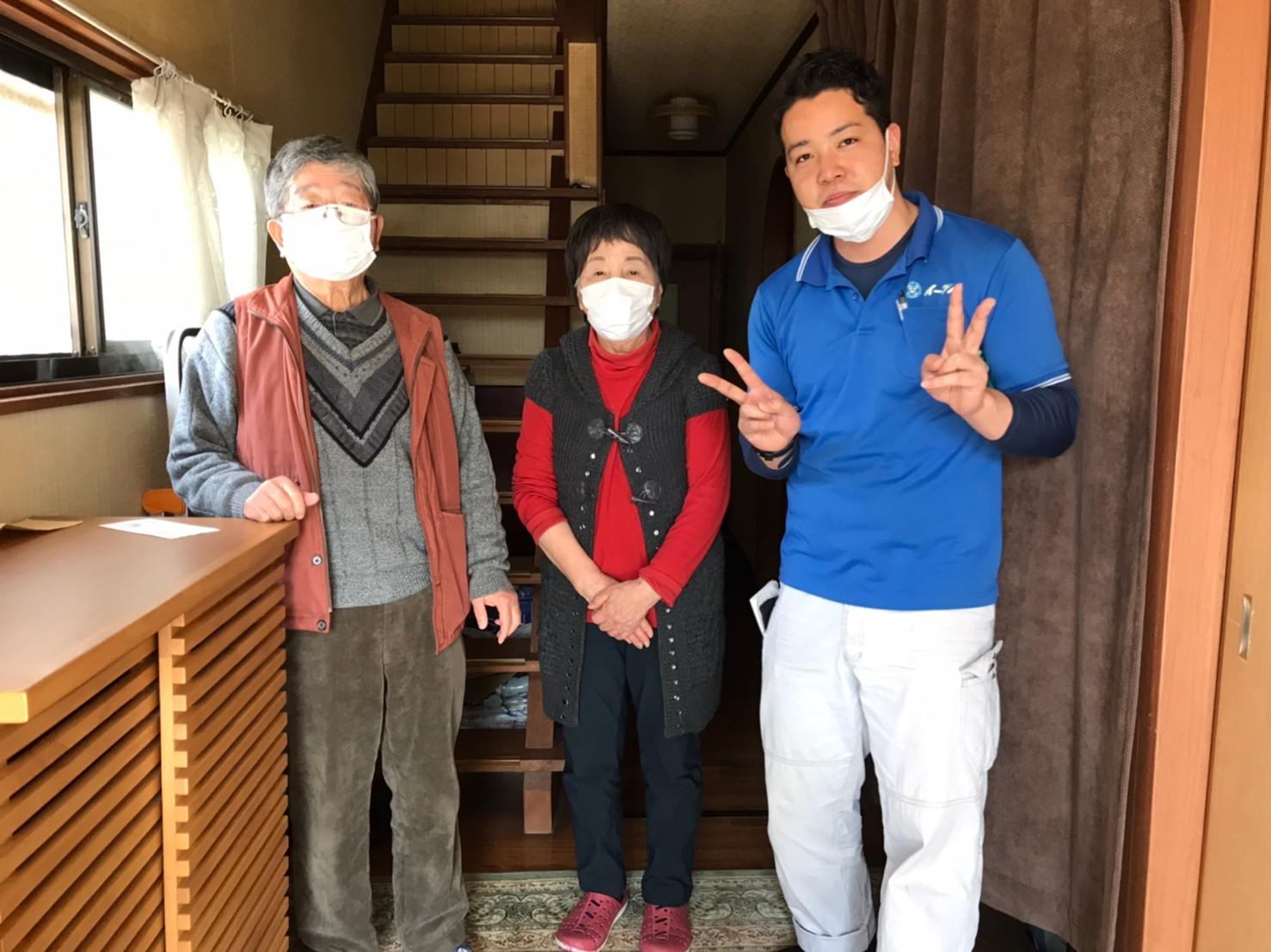 2020年5月7日大阪府大阪市住吉区で退居に伴い不用品の処分と家具の運搬をイーブイでご依頼頂きました。