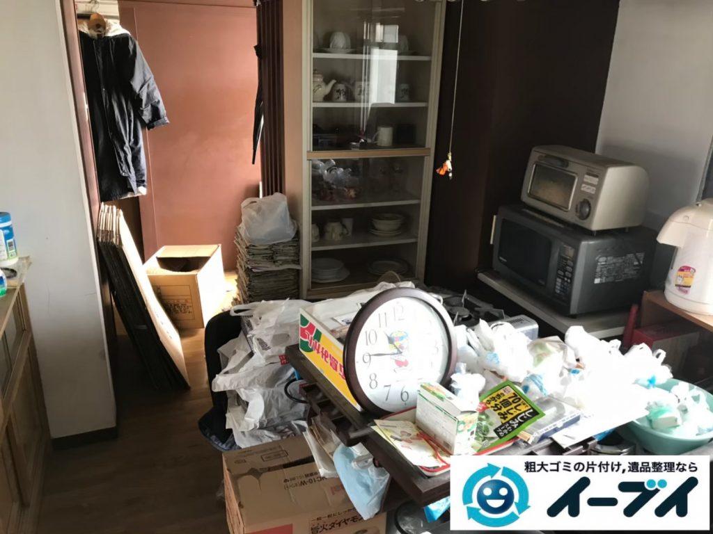 2020年6月17日大阪府貝塚市で台所の不用品回収をさせていただきました。写真3