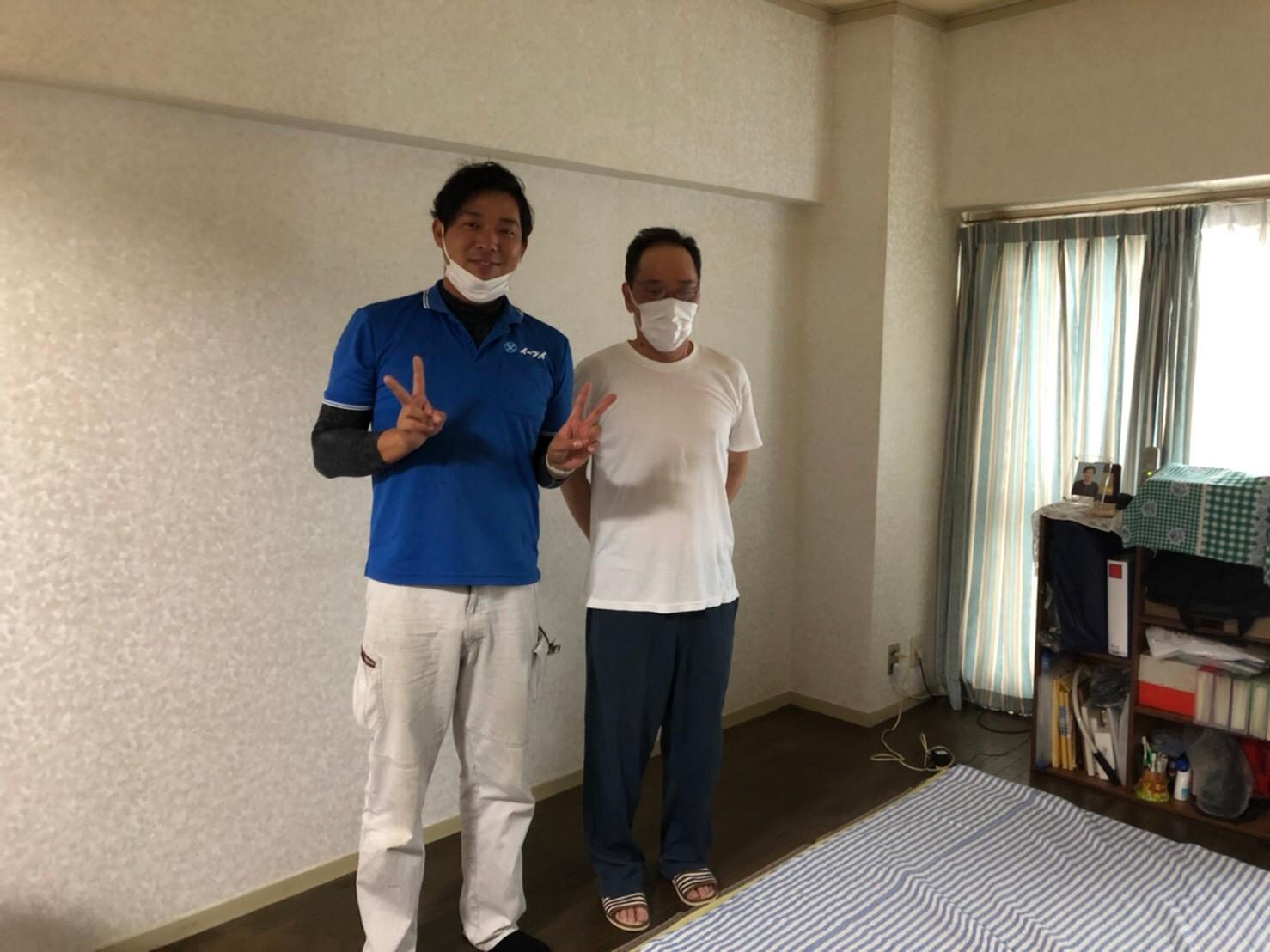 2020年6月30日大阪府大阪市港区で不用品の処分でイーブイ をご利用していただいたお客様です。