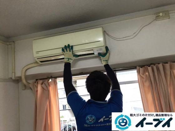 2020年7月17日大阪府吹田市でお家の残置物の不用品回収をさせていただきます。写真5