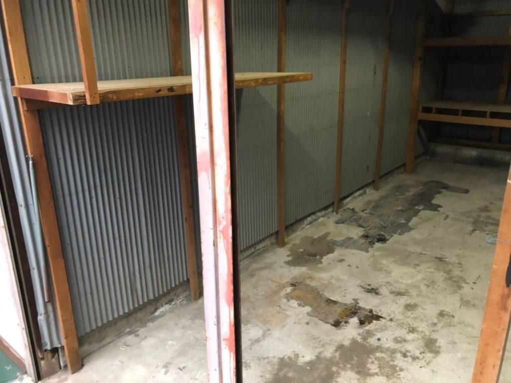 2020年7月22日大阪府八尾市で退去に伴い、倉庫の不用品回収をさせていただきました。写真2