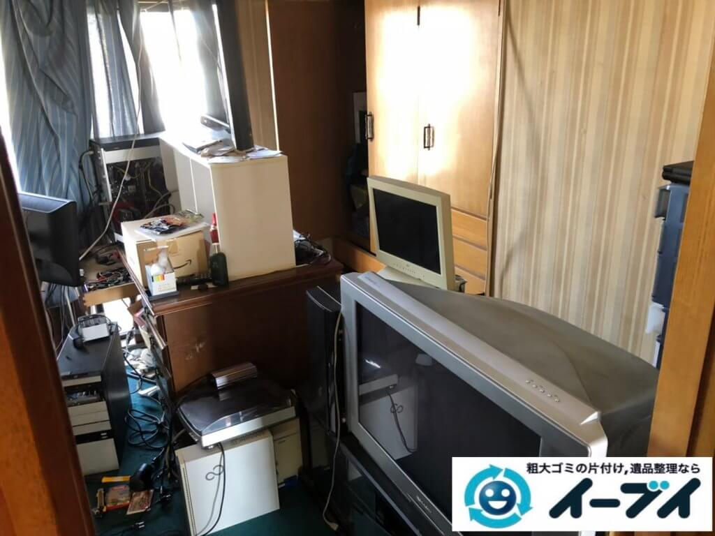 2020年11月14日大阪府大阪市大正区で退去に伴い、お家の残置物を一式処分させていただきました。写真6