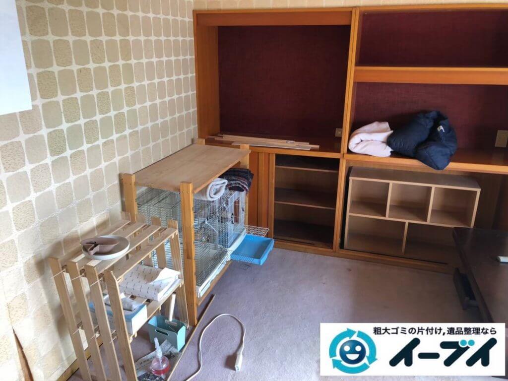 2020年11月14日大阪府大阪市大正区で退去に伴い、お家の残置物を一式処分させていただきました。写真2