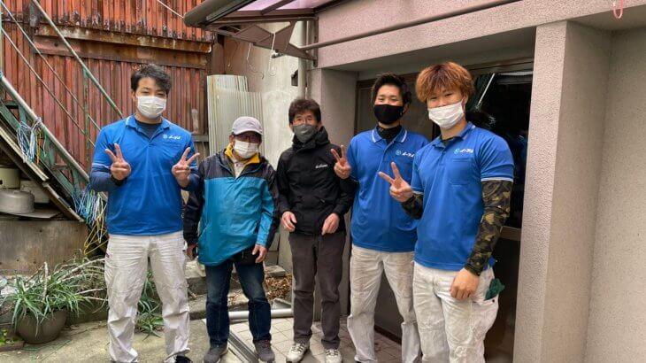 2020年12月5日大阪府大阪市大正区で家財の不用品回収をさせて頂きました。写真1