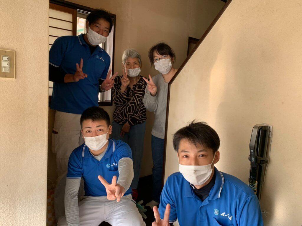 2021年1月28日滋賀県大津市で大型家具や、物置の処分でイーブイをご利用して頂きました。
