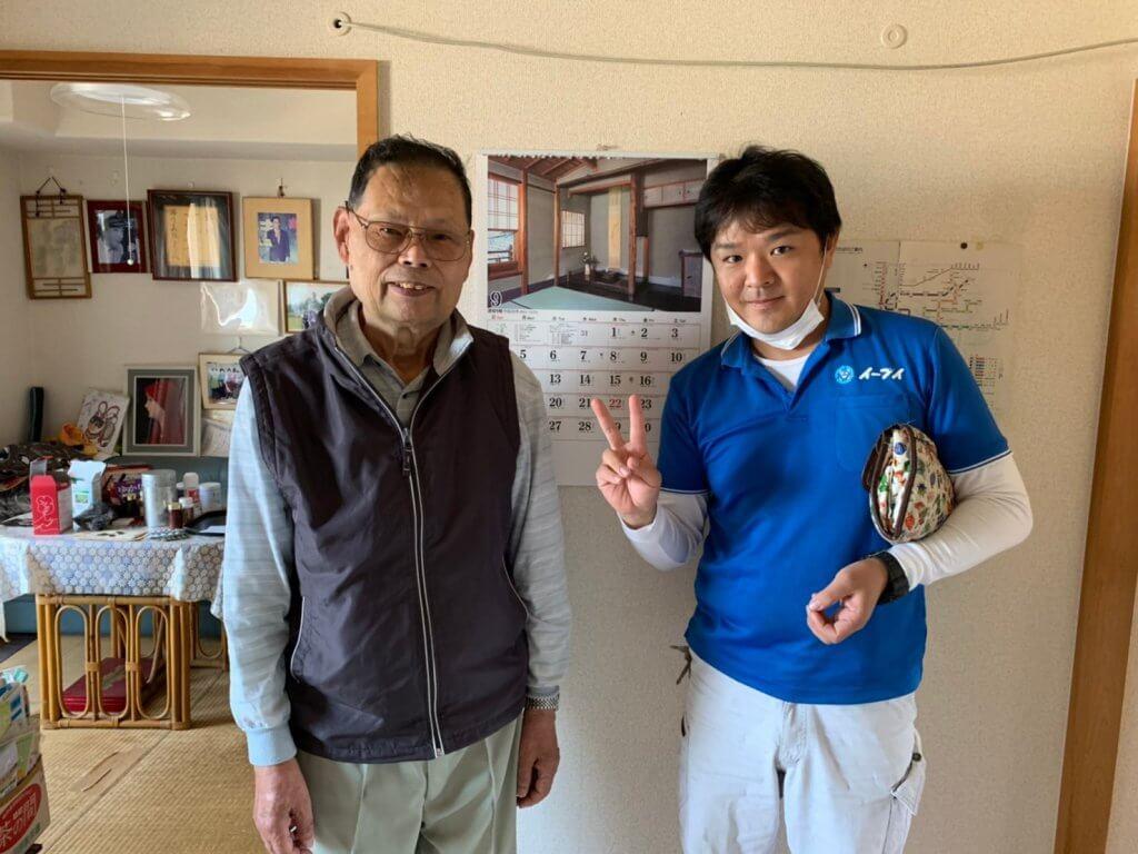 2021年3月8日大阪府大阪市淀川区で冷蔵庫、洗濯機等のリサイクル家電の回収のご依頼を頂きました。