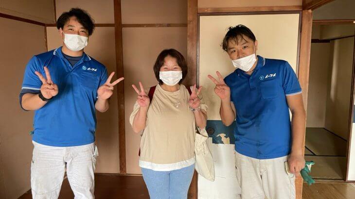 2021年6月24日大阪府堺市堺区で家具、家電など残置物の処分をさして頂きました。